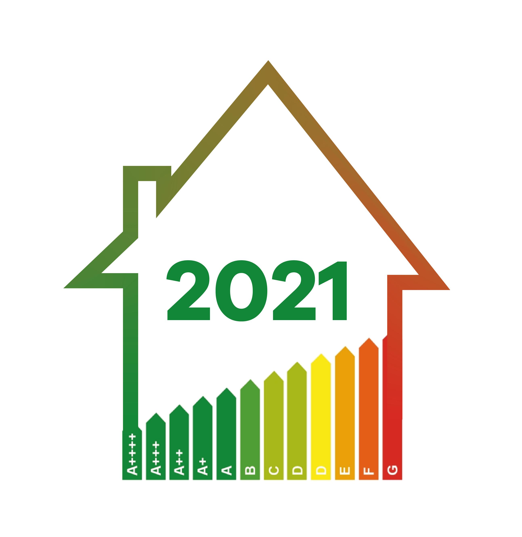 Wijziging energielabels in 2021