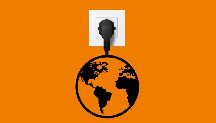 Elektriciteitsverbruik in 2020
