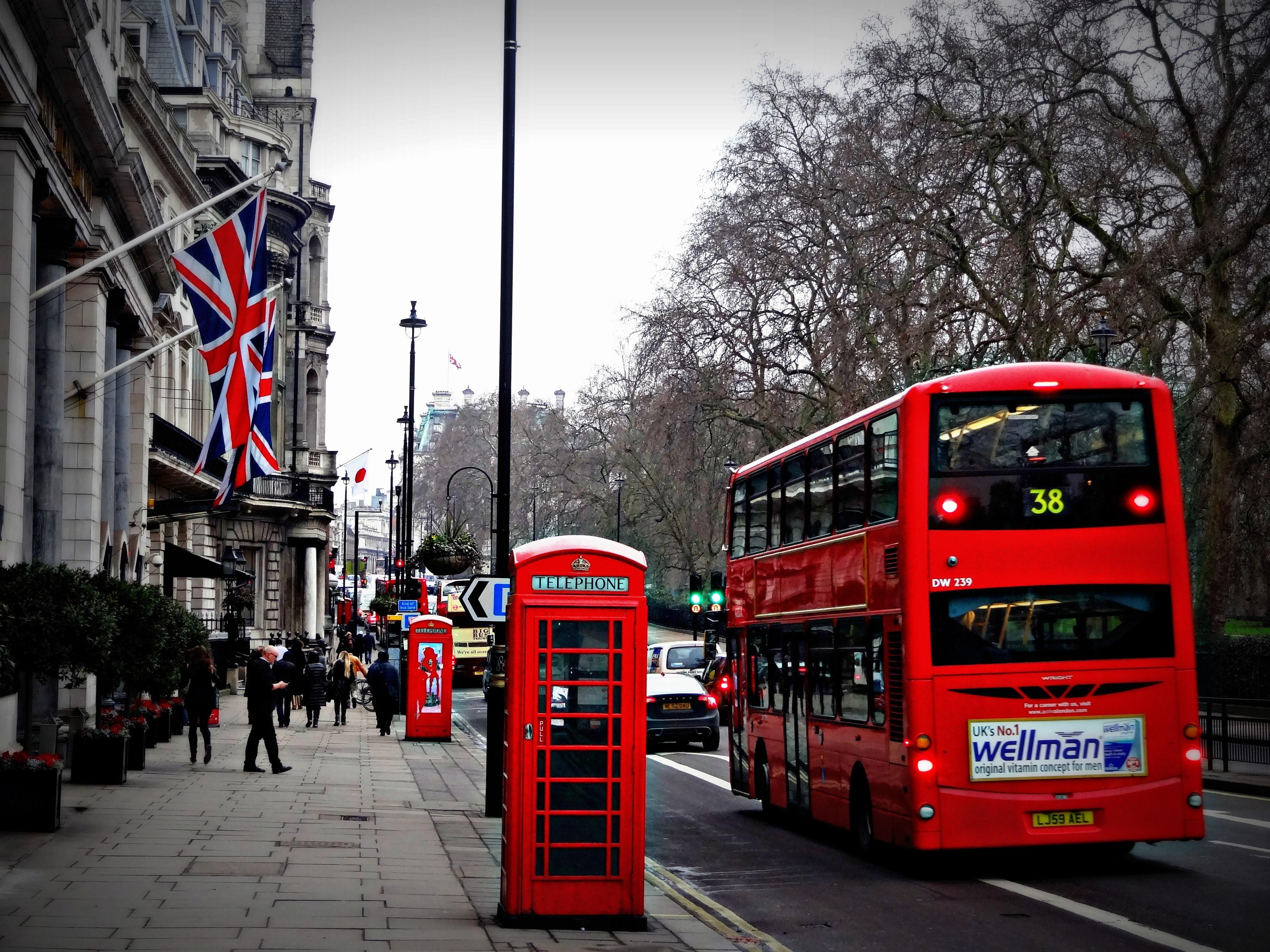 Voorlopig geen extra roamingkosten in het Verenigd Koninkrijk
