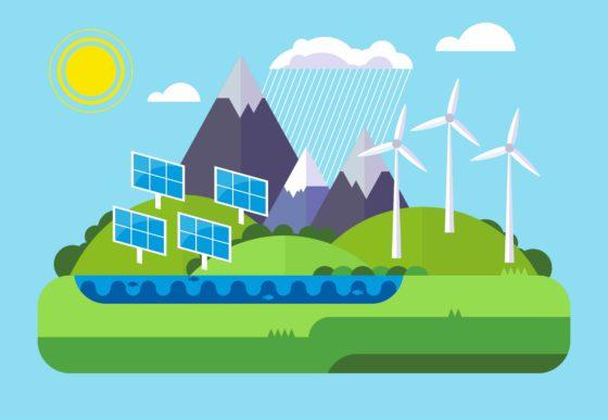 Voor behalen doelstelling groene energie moet Nederland nog ver gaan