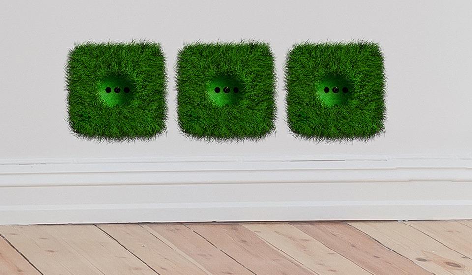 Groene energie alweer verbruikt