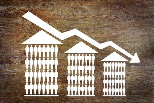 Verloop afsluitingen NHG-hypotheken