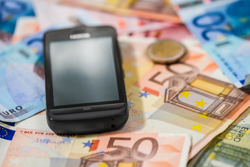 Prijsontwikkelingen mobiele databundels