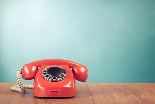 Vaste telefoonlijn ouderwets? Welnee!