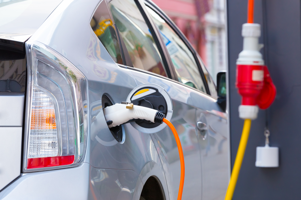 Voordelig je elektrische auto opladen