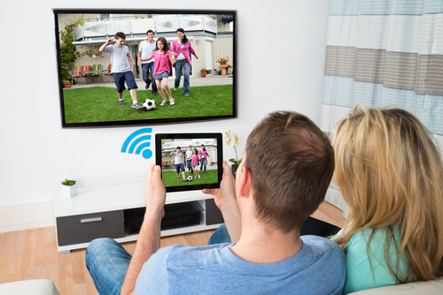 Meer huishoudens met digitale televisie