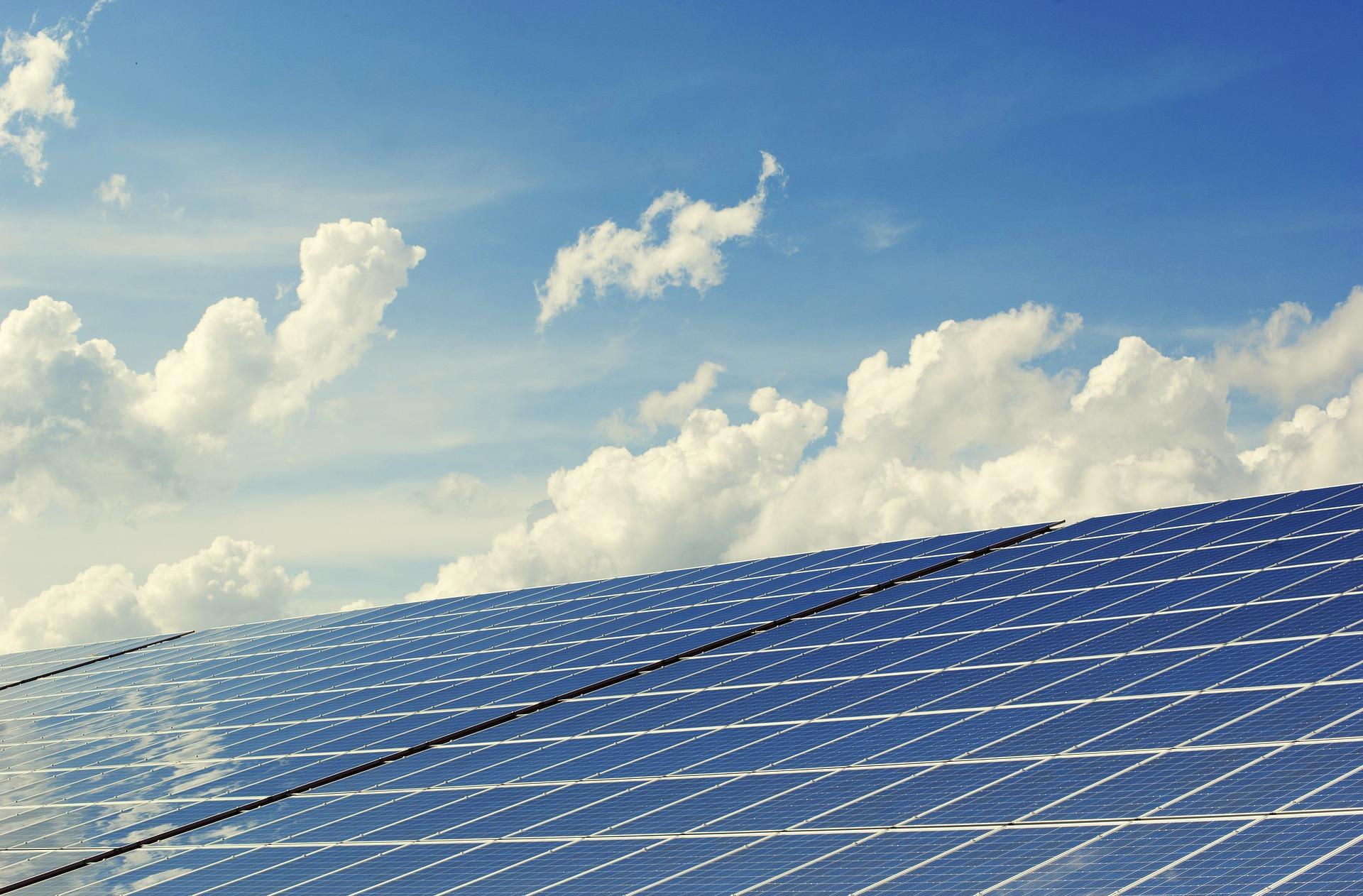 Zonne-energie steeds meer in trek